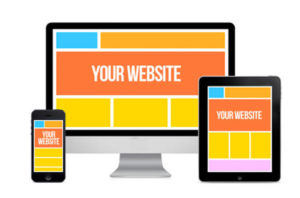 Publish a New Website | Out In Front Marketing